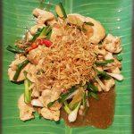 Ginger Thai Chicken