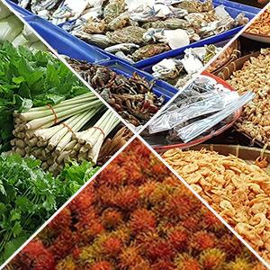 Samrong Market