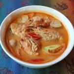 tom yam shrimp