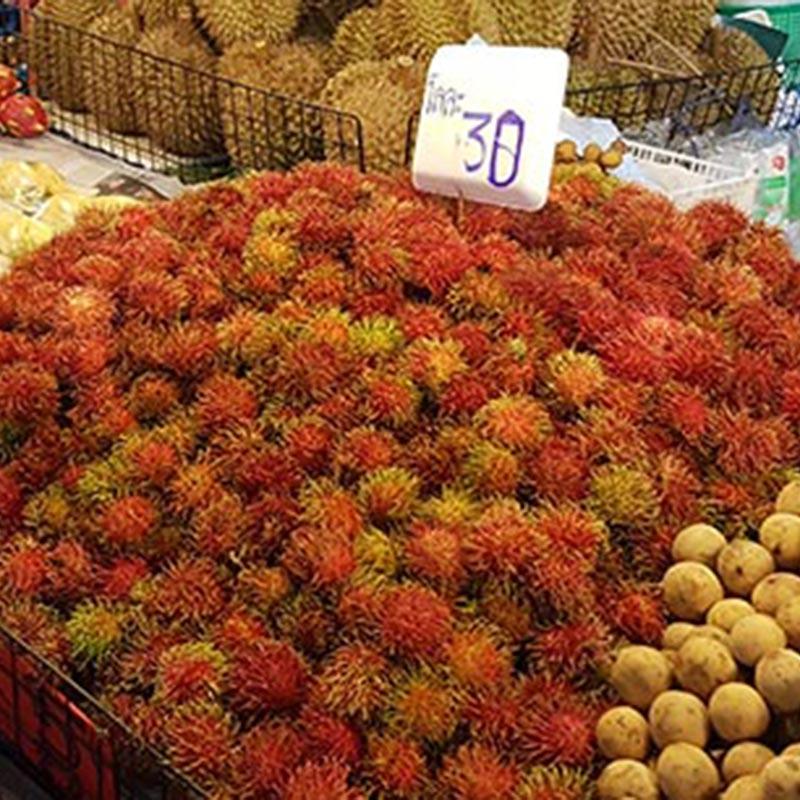 Samrong Fresh Food Market