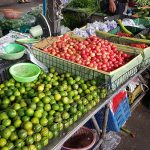 Samrong Market Vegetables