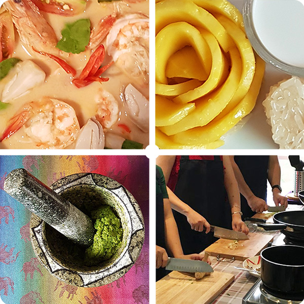 Private Thai Cooking Classes