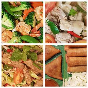 Thai Cooking Set 2