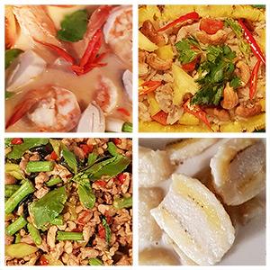 Thai Cooking Set 3