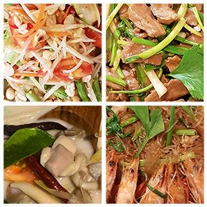 Thai Cooking Set 4