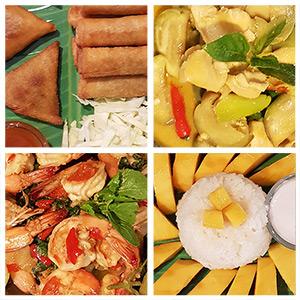 Thai Cooking Set 5