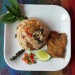 Khao Pad Crispy Fish