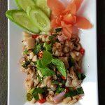 Thai Mushroom Salad