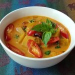 Thai Pumpkin Coconut Curry