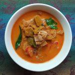 Curry Pumpkin Chicken