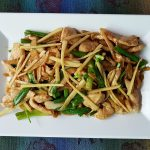 Ginger Thai Chicken