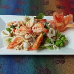 sea food salad
