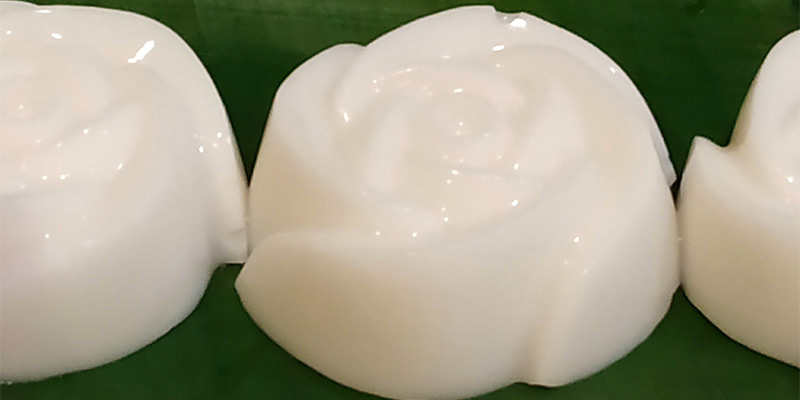 Coconut Jelly Dessert