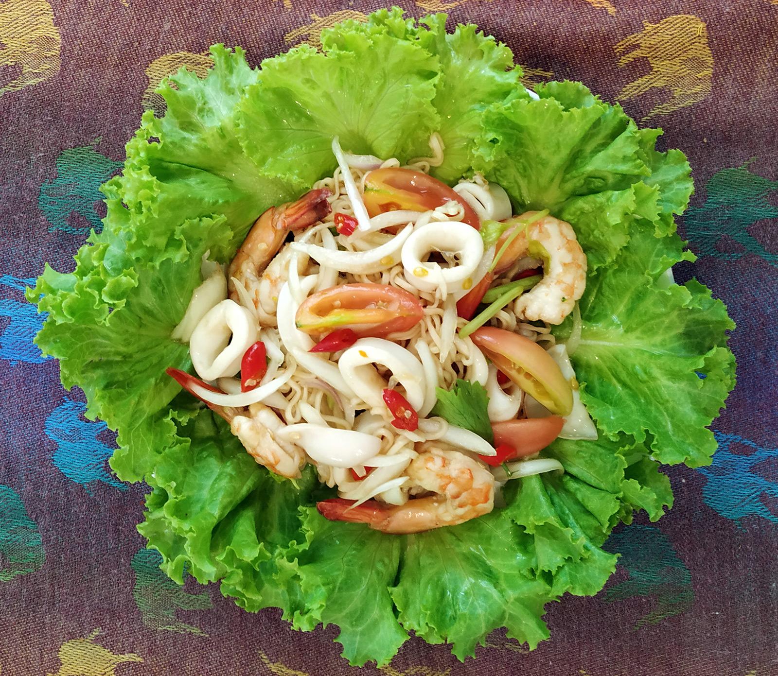 Mama Seafood Salad