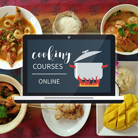 online thai cooking class