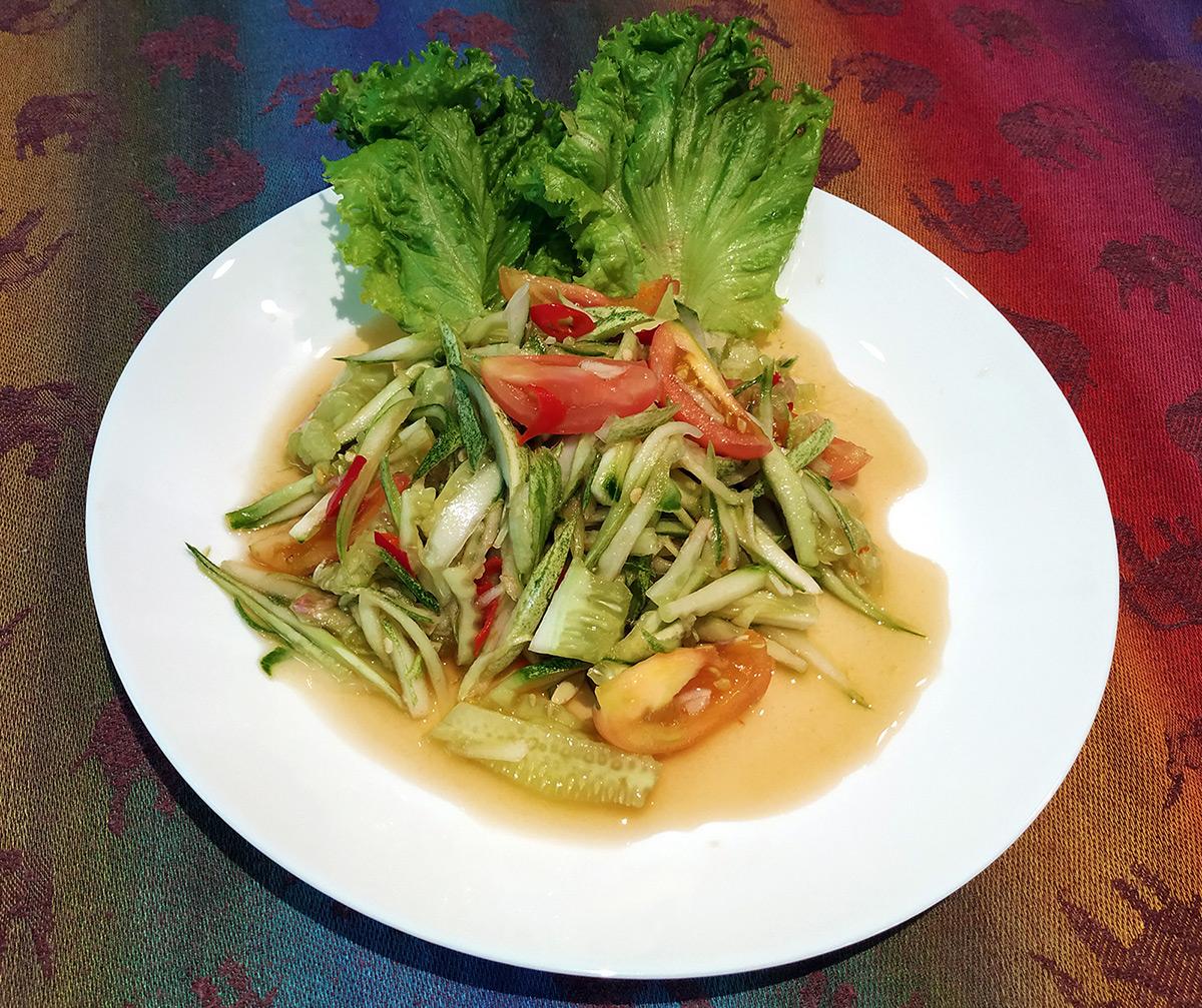 Cucumber Salad Thai