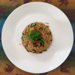 Thai Vegan Basil Fried Rice