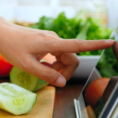 online vegan cooking class