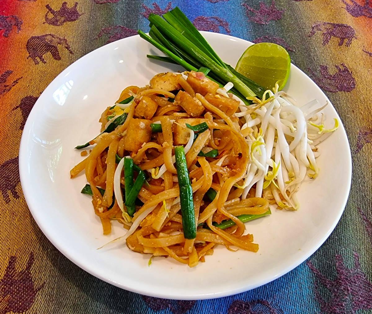 pad thai vegetarian